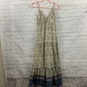 PPLA Clothing Bohemian Prairie Bogo Cotton Dress